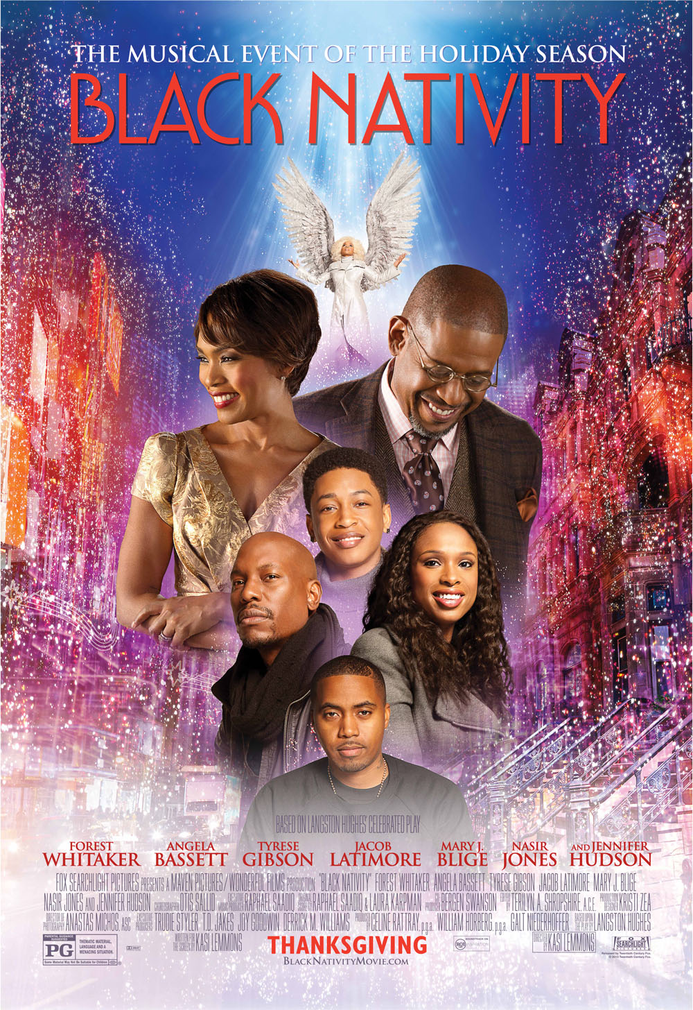 Black Nativity -Sweepstakes