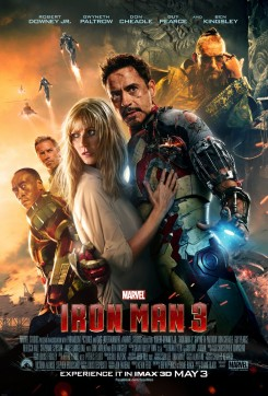 Iron Man (2013) Reviewed By Jay