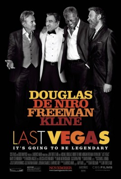 Last Vegas  (2013) Reviewed By Jay