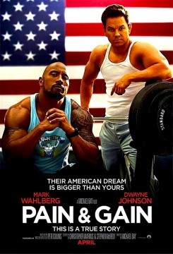 Pain and Gain (2013) Reviewed By Jay