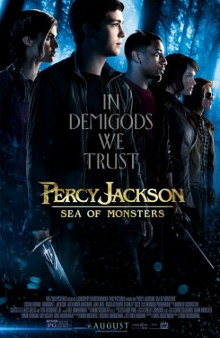 Percy Jackson: Sea of Monsters (2013) Reviewed By Jay