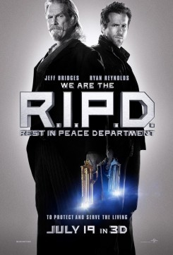 R.I.P.D. (2013) Reviewed By Jay