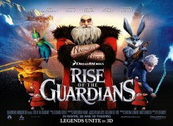 Rise of the Guardians (2012)  Reviewed By Jay